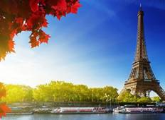 Paris & Versailles - From Cambridge (5 destinations) Tour