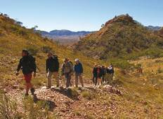 Larapinta 6 Day Self Guided Trek Tour