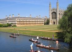 Cambridge City & University - From Brighton Tour