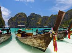 Thailand Island Hopping – West Coast Tour