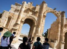 Explore Jordan National Geographic Journeys Tour