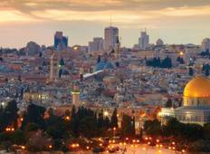 Israel and Beyond National Geographic Journeys Tour