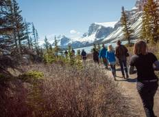 Discover the Canadian Rockies - Westbound National Geographic Journeys Tour