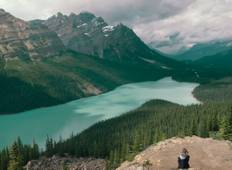 Discover the Canadian Rockies - Eastbound Tour