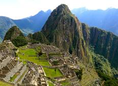 Entdecke Machu Picchu National Geographic Journeys Rundreise