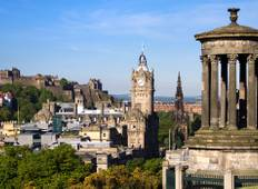 Edinburgh York and the Highlands - from London Tour