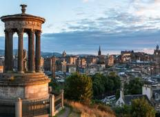 Edinburgh, York and the Highlands - From Bournemouth Tour
