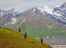 Backpacking Denali National Park  Tour