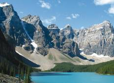 High Trails of the Canadian Rockies Tour