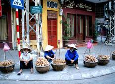 Vietnam - Central Coast Highlights Bicycle Tour (from Hanoi to Da Nang City) Tour