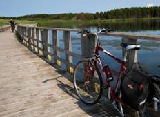 Prince Edward Island By Bike Tour