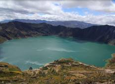 Ecuador Trekking The Avenue of Volcanoes 8 Days Tour