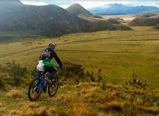 Ecuador on Two Wheels Biking Adventure 8 Days Tour
