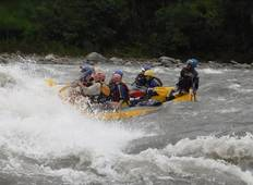The Best of Ecuador Active Adventure 6 Days Tour
