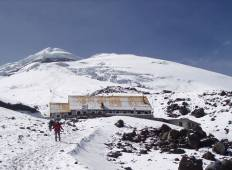 Cotopaxi Volcano Day Expedition Tour