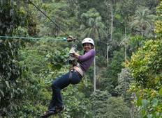 Mindo Cloud Forest Tour