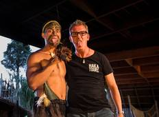 Amplified NZ Tour in reverse Tour