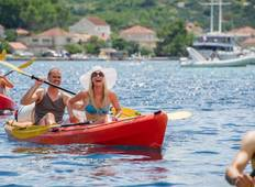 Croatia Honeymoon Rhapsody  package Tour