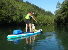 Slovenia SUP, Hike and Track Brown Bears Tour