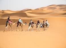 Morocco Highlights Marrakech - 9 Days Tour