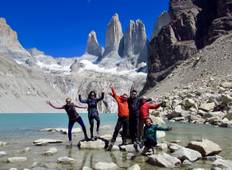 Chilean Patagonia - Torres del Paine National Park - \'W\' Route Tour