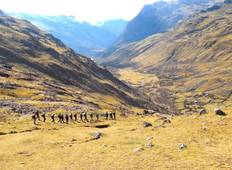 Peru: Machu Picchu and the Lares Trail - (PRIVATE TRIP) Tour