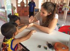 8 Weeks Childcare Project in Surin, Thailand Tour