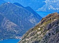 South Montenegro and Kotor Bay (moderate) Tour