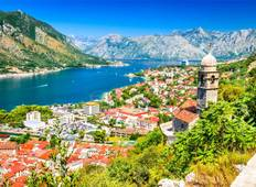 South Montenegro and Kotor Bay (moderate) (from Lovcen National Park to Perast) Tour