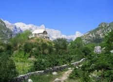 Trails of Albanian Alps Tour