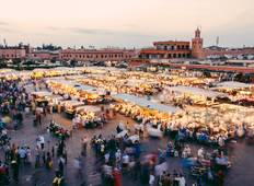 Marrakech & Sahara Teen Tour - 8 Days Tour