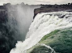 Zimbabwe Victoria Falls Fly-in & Getaway Tour