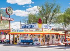 Road trip on Route 66: from New York to Los Angeles Tour