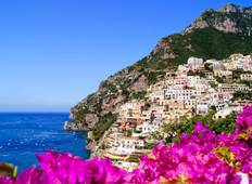 Rome to Naples and Amalfi Coast Adventure Tour