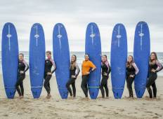 7 Day Surf Camp Sydney Tour