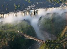 Cape Town to Victoria Falls - Lodge departure Tour