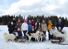 Tatra Winter Activity Family Holiday Tour