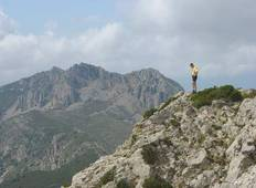 Self-Guided Walking in the Sierra de Aitana Tour