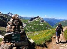 Tour du Mont Blanc Self-Guided Trek Tour