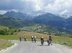 Cycle Macedonia & Northern Albania Tour