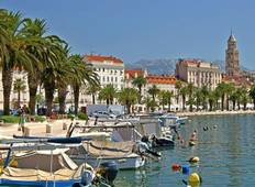 Croatia - Island Hopping Bike Tour Tour