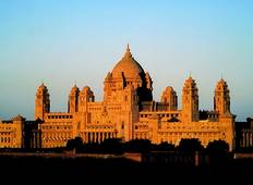 Royal Rajasthan with Taj Mahal,Forts and Palaces Tour