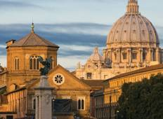 Rome Explorer Summer 2018 Tour