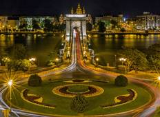 London to Budapest: Waterways, Wine & Bohemian Vibes Tour