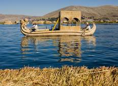 Machu Picchu and Lake Titicaca - From Lima (8 Days) Tour
