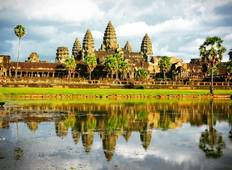 Khmer Empire Explorer by Bike Tour