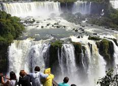 Iguazu Falls Adventure 4D/3N (Foz to Foz) Tour
