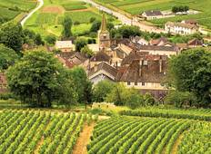 Paris to Nice through Vineyards & Mountains Tour
