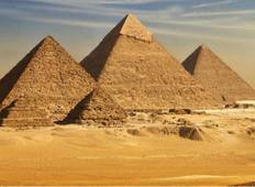 Pyramids, Mummies & Pharaohs Tour