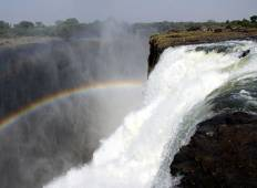 Vic Falls to Stone Town Tour